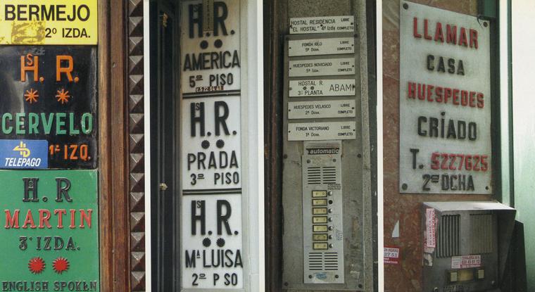5 letreros  hasta fin de existencias walk with me mapas