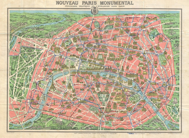 1931_Leconte_Map_of_Paris_w-Monuments_and_Map_of_the_Exposition_Coloniale_-_Geographicus_-_Paris-leconte-1931_-_1