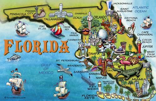 FloridaMap